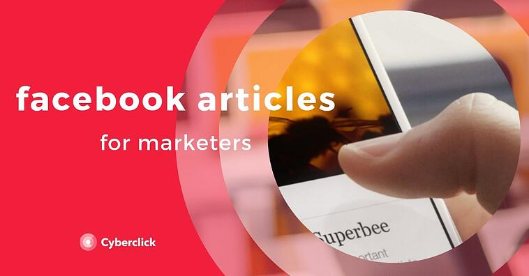 Instant Articles: What do they mean for Facebook marketing