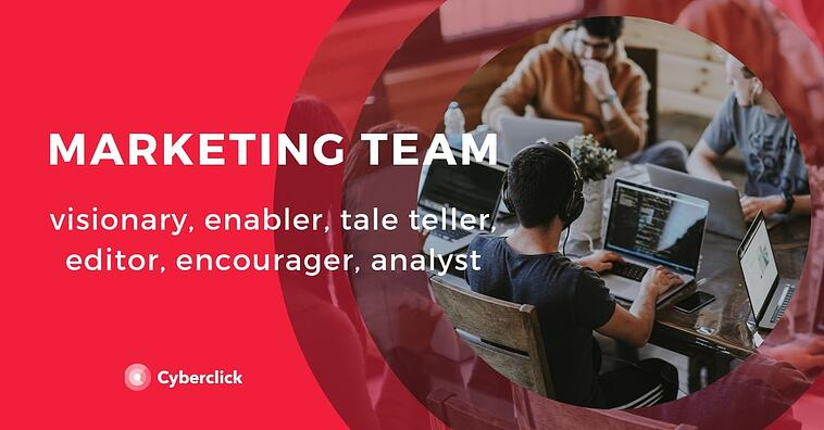 Marketing Dream Team: redefining success