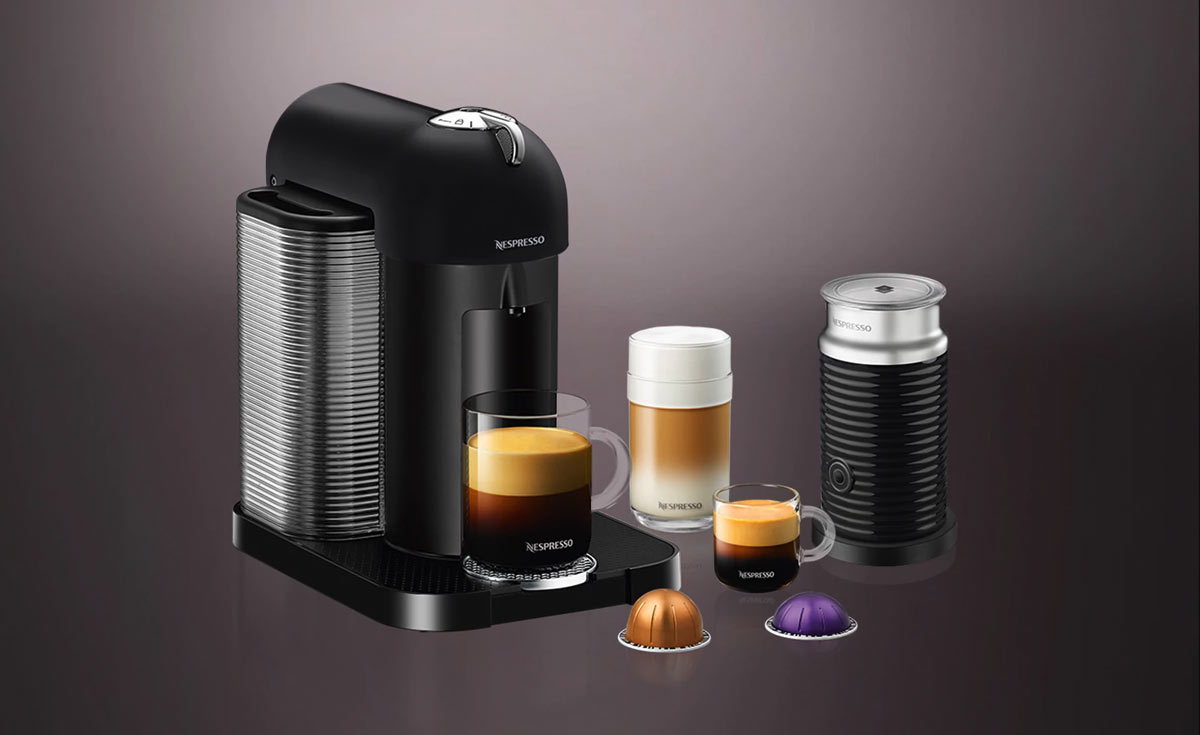 Success Story: Nespresso