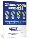 Things You Should Be Doing to Green Your Business - Free eBook