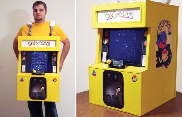 Working Pacman Costume resized 600