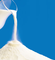 Transition from milk to functional whey protein powder