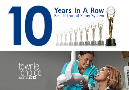 best intraoral dental x-ray