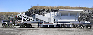 Jaw, Cone, and Impact Crusher Plants | ELRUS Aggregate Equipment