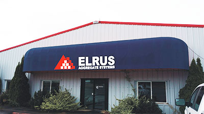 Elrus Chehalis (Napavine) Washington location
