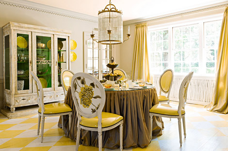 Yellow Area Rugs Gold Rugs Camille Saum D C Design House