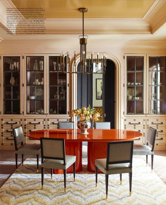 Elle Decor Blog: Elle Decor: 5 Best Rooms With Decorative Rugs In September