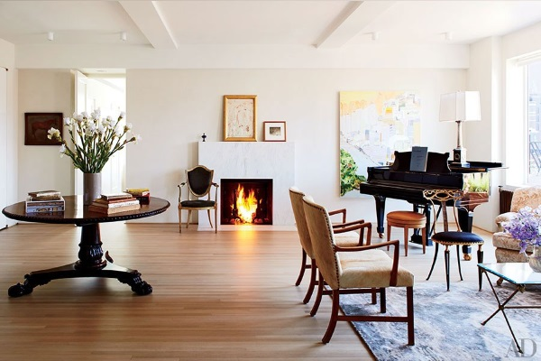 Architectural Digest 5 Best Rooms With Decorative Rugs In
