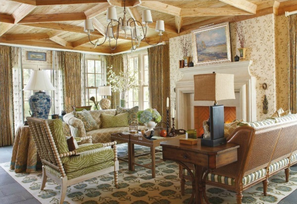 Traditional Home October 2014 5 Best Rooms With