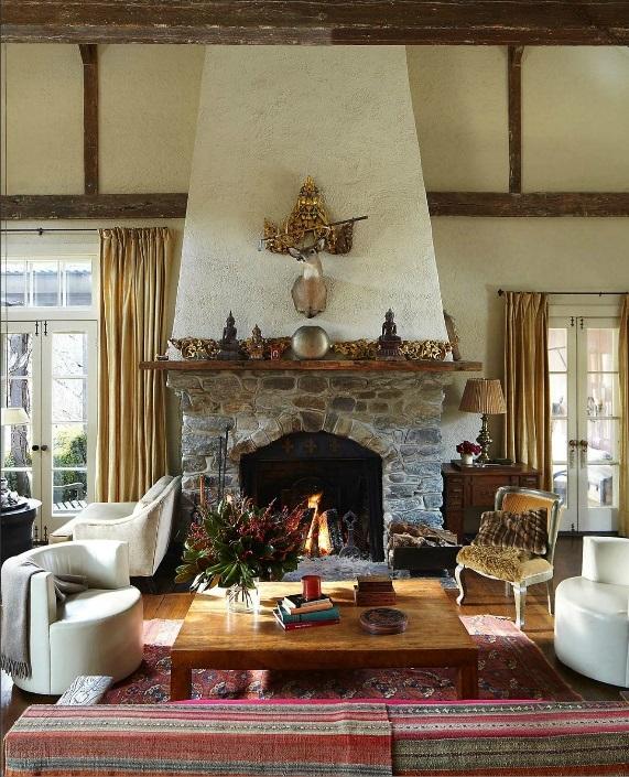 Elle Decor Blog: Elle Decor December 2014: 7 Best Interiors With Decorative