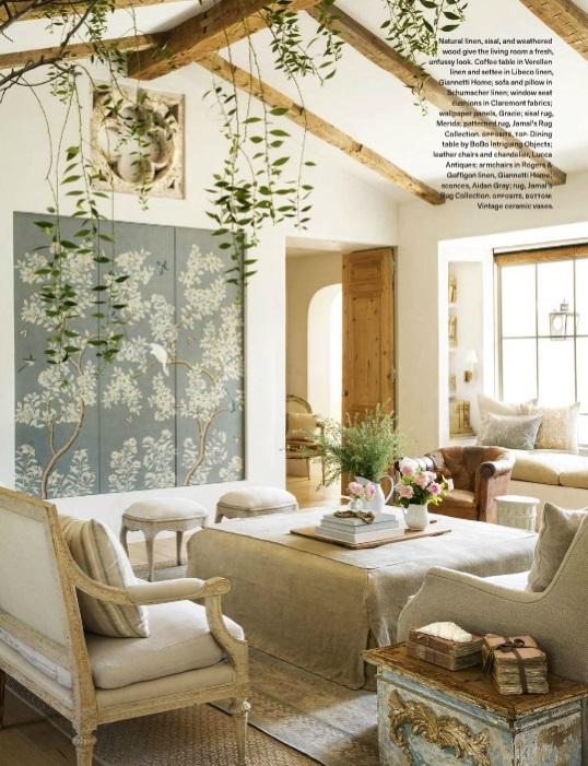Best of january february 2015 veranda 7 rooms with for Veranda living rooms