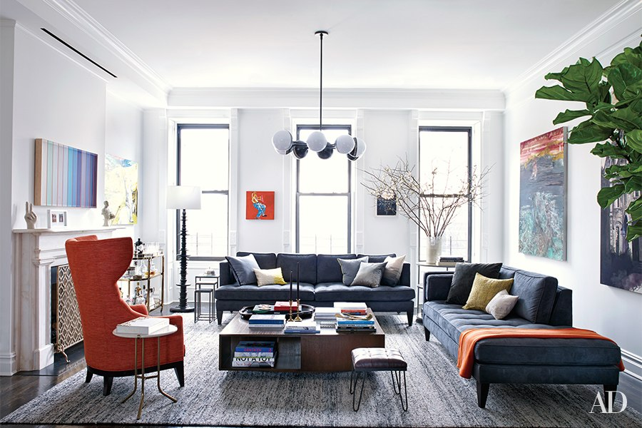 Architectural Digest March 2015 9 Best Rooms With