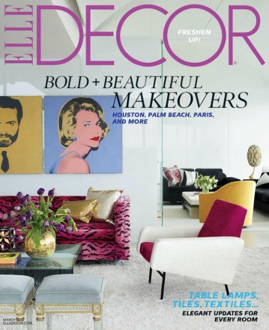 Elle Decor Blog: Elle Decor March 2015: 10 Best Interiors With Decorative Rugs