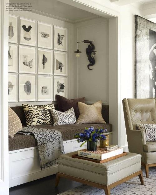 Douglas Durkin: Elle Decor March 2015: 10 Best Interiors With Decorative Rugs