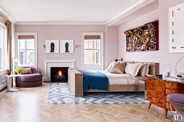 Architectural Digest February 2015 7 Best Rooms With Decorative Rugs