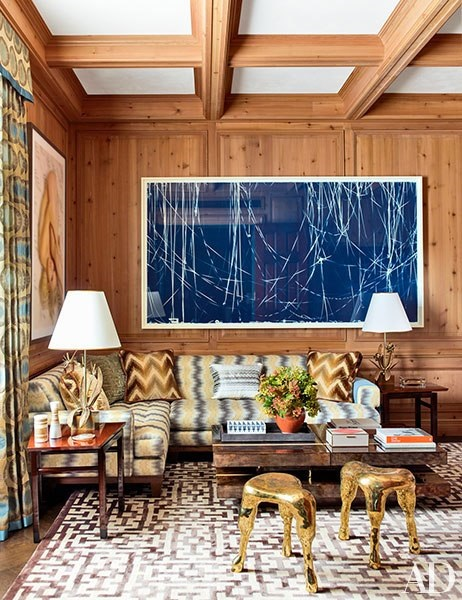 Architectural Digest February 2015 7 Best Rooms With