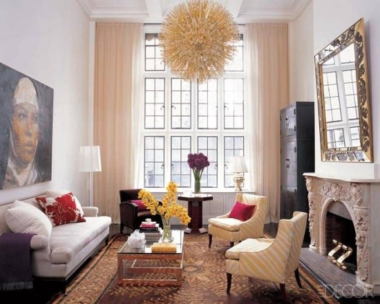 Add Glamor With Savonnerie Carpets 6 Chic Rooms