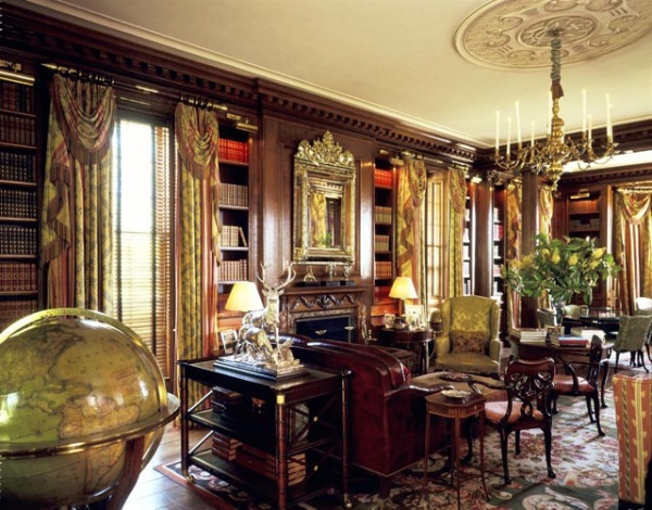 7 Gorgeous Interiors How David Easton Decorates With