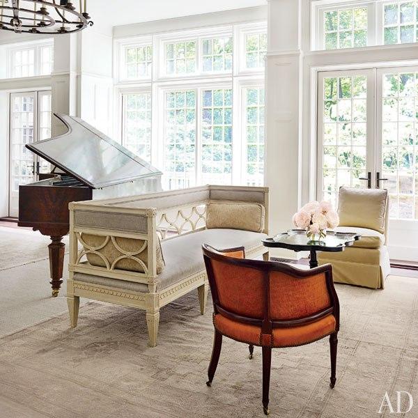 Oushak Rugs 4 Best Interiors In Top Design Magazines