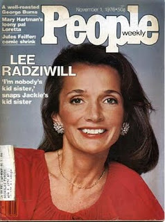 Lee Radziwill, Poeple magazine
