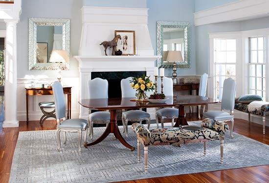 Martha S Vineyard Seaside 14 Chic Interiors With