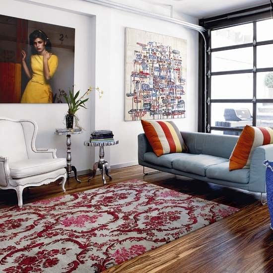 Nyc Living Room Ideas Http Www Refinery29 Com Modern Small Space