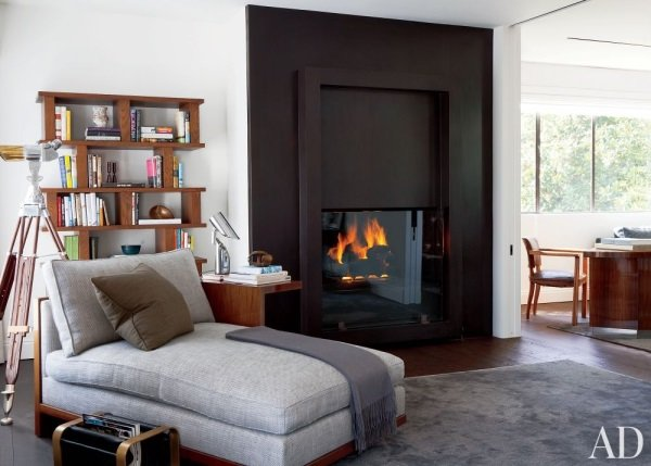 14 Romantic Bedrooms Made Cozy By Fireplaces And