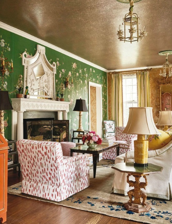 Traditional home s top 6 interiors with designer rugs in for Traditional interior design blogs