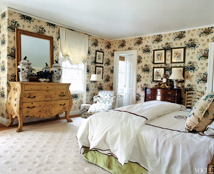 Vogue S 15 Top Celebrity Interiors With Decorative Rugs