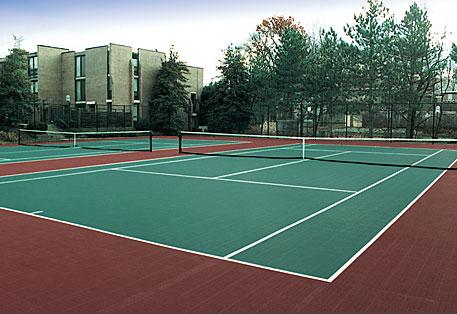 residential tennis court tennis court construction