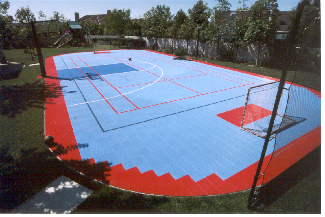 Sport courts images and picture gallery indoor and for Sport court