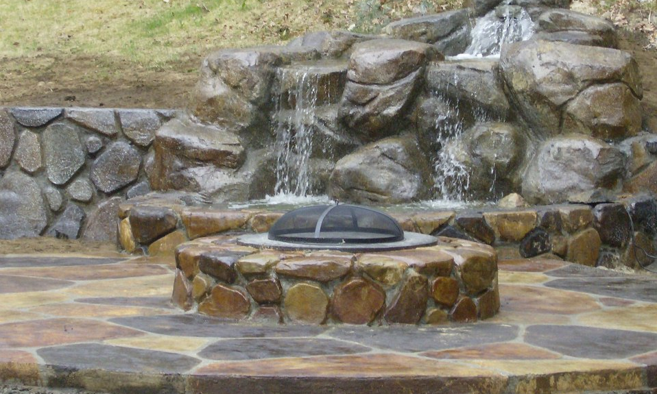 Tulsa Landscape Water Features Water Features