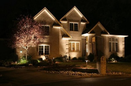 Outdoor Lighting Landscaping - Kitchen Layout and Decorating Ideas