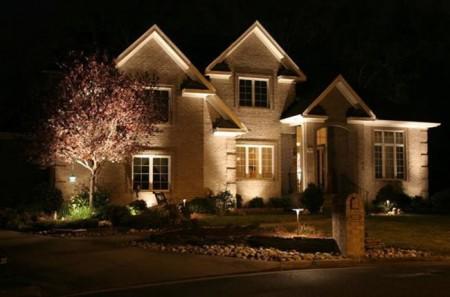 Tulsa Landscape Lighting Lighting