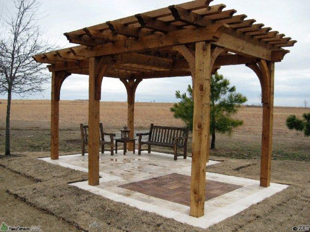 tulsa landscape arbors arbors. Black Bedroom Furniture Sets. Home Design Ideas