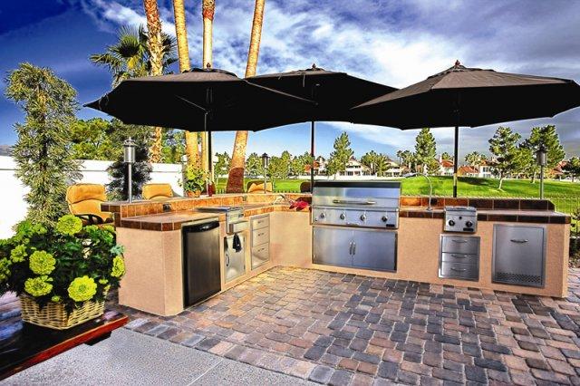 Tulsa Landscape - Outdoor Kitchens - Outdoor Kitchens