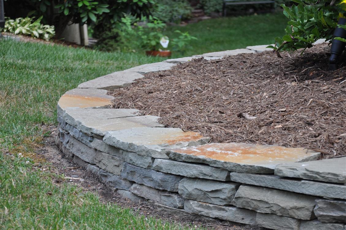 Retaining walls for Landscaping garden walls