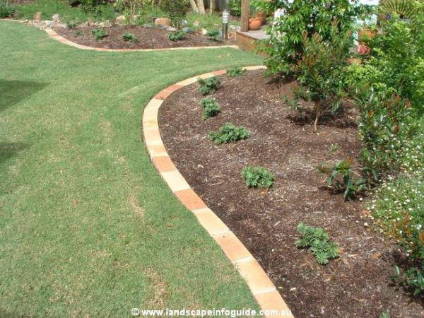 landscape bed edging gallery