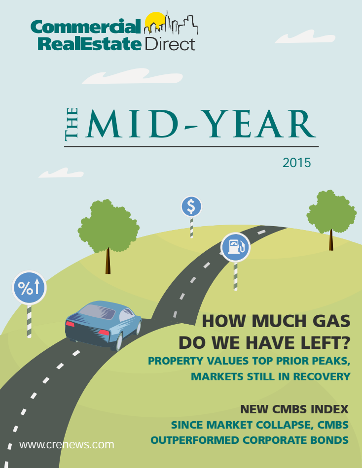 Commercial Real Estate Direct: The Mid-Year 2015