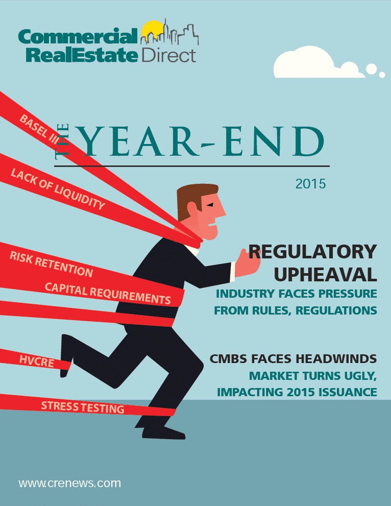 Commercial Real Estate Direct: The Year-End 2015