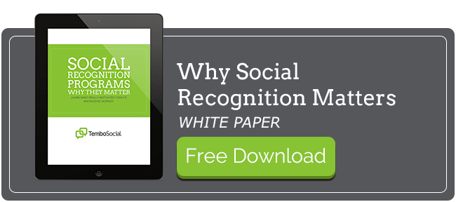 why social recognition matters