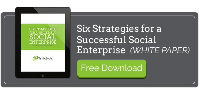 Six strategies for a social enterprise