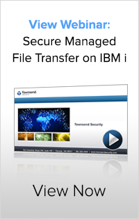 Secure and Managed FTP on the IBM i (AS400) Platform