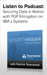 Blog | Townsend Security | PGP Encryption