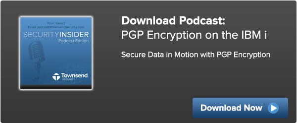 Blog | Townsend Security | PGP