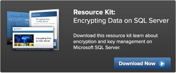 Blog | Townsend Security | SQL Server