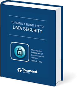 Are you turning a blind eye to data security?