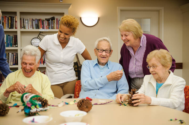 Assisted Living Community in Newington