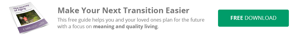 Make Your Next Transition Easier