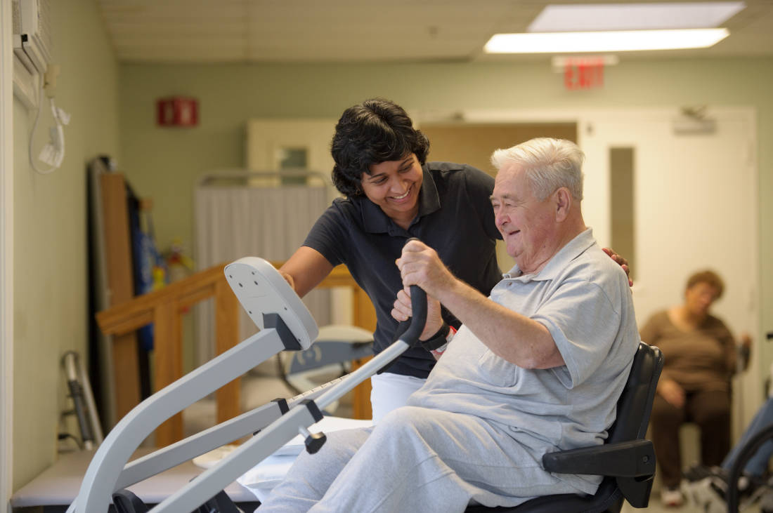 Medical Fitness Week - 3 Cardio Exercise Tips for Seniors